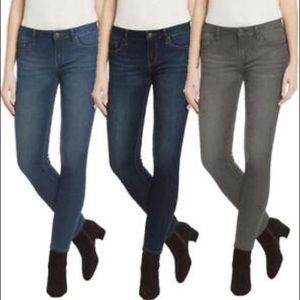 Buffalo Pursuit mid-rise skinny